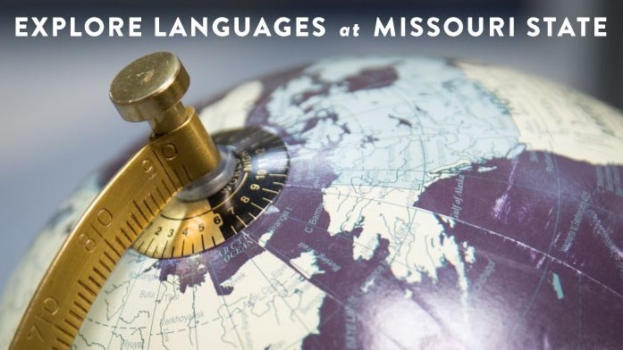 Bear Connection Lunch and Learn - Explore Languages at Missouri State