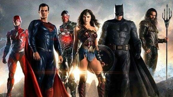 SAC Presents: Justice League