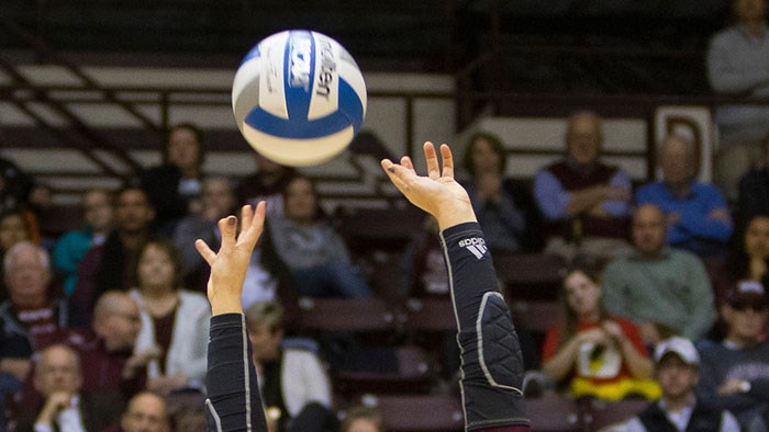Missouri State University Women's Volleyball at UNI
