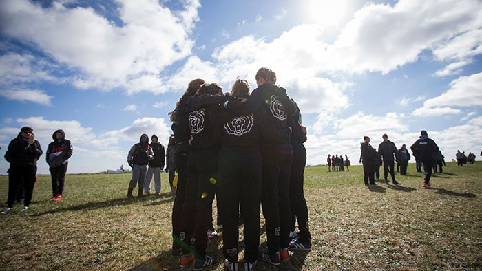 Missouri State University Women's Cross Country at J.K. Gold Classic