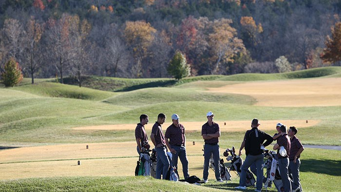 Missouri State University Men's Golf at Gene Miranda/ Falcon Invitational