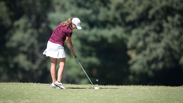 Missouri State University Women's Golf at Jackrabbit Invitational