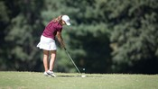 Missouri State University Women's Golf at NCAA Regional