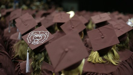 Missouri State to award 560 degrees during summer commencement