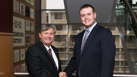 Missouri State-West Plains graduate Jared Cates receives Citizen Scholar Award