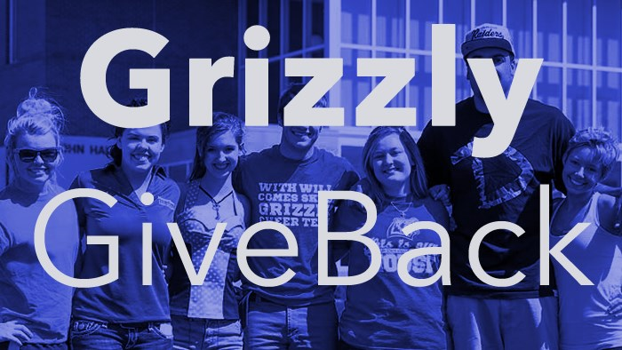 Grizzly GiveBack