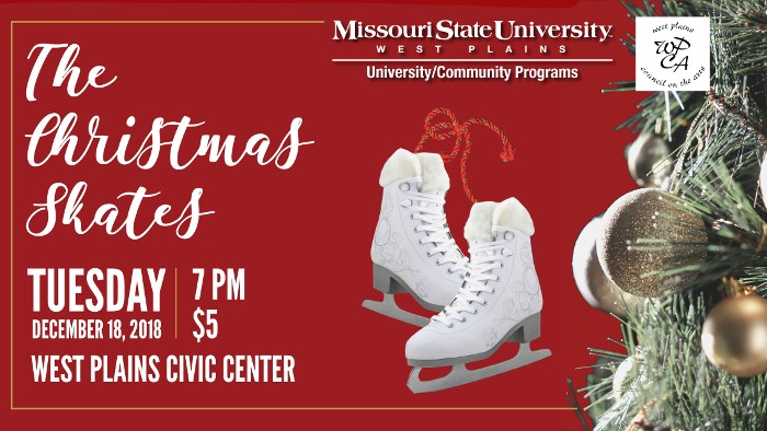Celebrate the holiday season with 'The Christmas Skates'