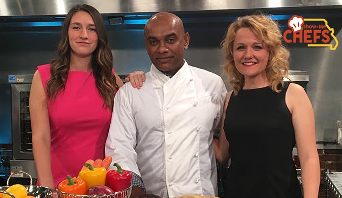 Meet The Cast Show Me Chefs Missouri State University
