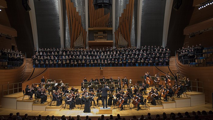 Choral - Music Department - Missouri State University