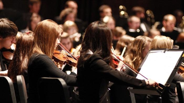 Orchestra - Music Department - Missouri State University